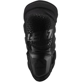 Leatt 3DF Hybrid Knee Guards Black